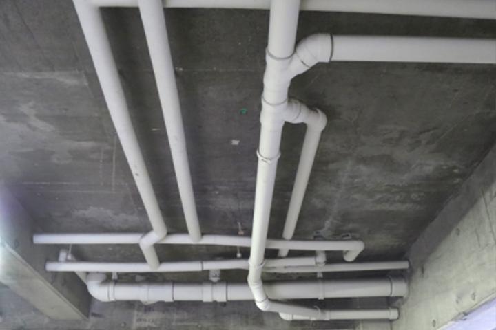 給排水ポンプ設備・配管設備