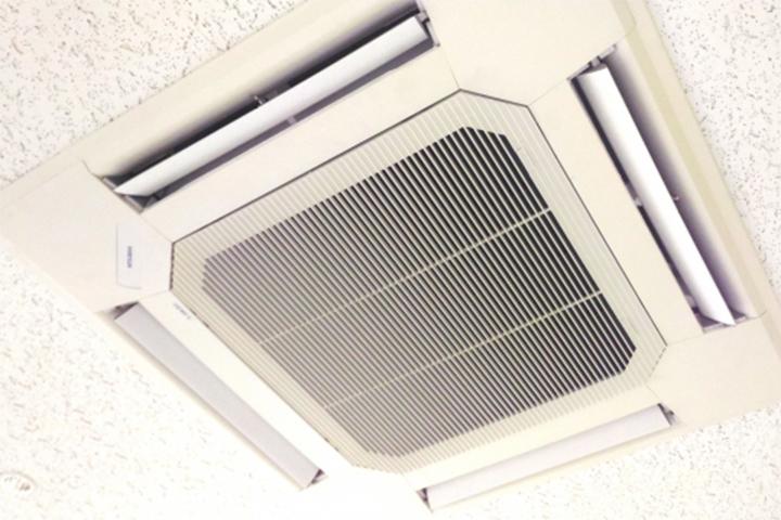 ビル空調システムの全体改修及び個別更新工事