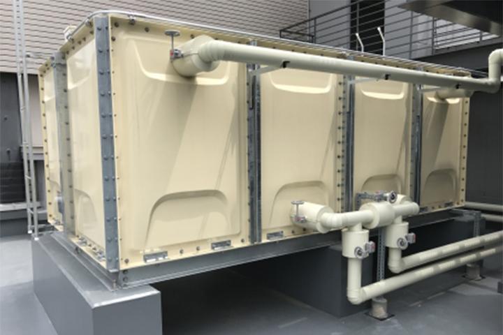 ビル節水診断及び水まわり改修工事